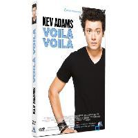 Dvd Theatre - Humour - Spectacle DVD Kev Adams - Voila voila - Generique