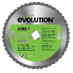EVOLUTION LAMFURY3XL Lame multi-usages FURY 255mm