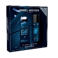 Eau De Parfum DANIEL HECHTER Ecrin Eau de parfum Couture Indigo Blue 100 ml + Déodorant 150 ml