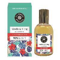 Eau De Parfum Eau de parfum - Vanille de Tahiti et Ylang - 90 d'origine naturelle - 100 ml