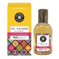 Eau De Parfum Eau de parfum - Vanille des Indes et Santal - 90 d'origine naturelle - 100 ml