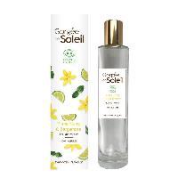 Eau De Parfum Gorgee De Soleil Eau De Parfum Ylang Ylang et Bergamote - Certifiee Bio Cosmos et Sud De France -50ml-