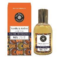 Eau De Parfum LES PETITS PLAISIRS Eau de parfum - Vanille de Madagascar & Ambre - 90% d'origine naturelle - 100 ml