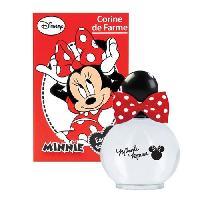 Eau De Toilette CORINE DE FARME Coffret Disney Minnie Eau de toilette 50 ml + Une trousse + Un set beauté