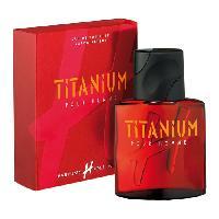 Eau De Toilette H POUR HOMME - Eau de Toilette Homme Titanium - 75 ml