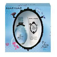 Eau De Toilette NAF NAF Eau de toilette et shampoing Juice Blue - Femme - 100 / 150 ml - N.a! Nature Addicts