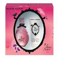 Eau De Toilette NAF NAF Eau de toilette et shampoing Juice Pink - Femme - 100 / 150 ml N.a! Nature Addicts