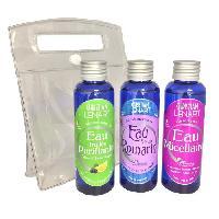 Eau Thermale - Brumisateur - Eau Florale Trio Eaux fruitees detox 100 ml