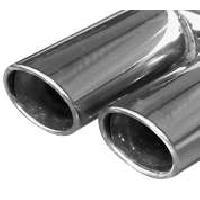 Echappements Voitures Silencieux Echappement - 2xD70x90 pour BMW E46 320i 150CV - ap98 - Inoxcar