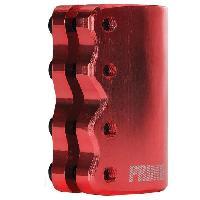 Echasse Urbaine - Pieces Detachees URBANARTT Collier de serrage Mini SCS V2 Rouge sable Adulte - Generique