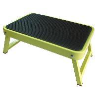 Echelle - Escabeau - Echasse HAILO Plateforme OneStep vert 38x27x16.5 cm
