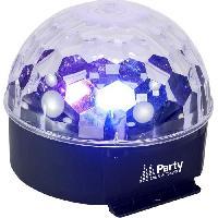 Eclairage De Scene - Effets De Scene - Materiel De Scene PARTY LIGHT ASTRO6 - Effet de lumiere Astro a LED 6 couleurs