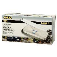 Eclairage GLO Kit ballast double 20 W - Pour aquarium - Aucune