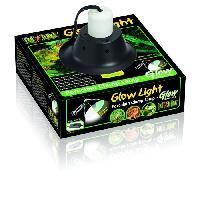 Eclairage GLOW LIGHT moyen support d'eclairage max 250 W