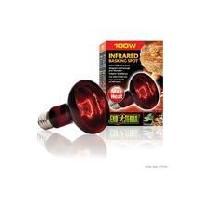 Eclairage Lampe infrarouge Baskin Spot - 100 W - Pour terrarium