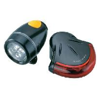 Eclairage Pour Cycle Kit Eclairages Highlite combo II