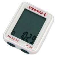 Eclairage Pour Cycle SCRAPPER Compteur pour velo 8 FON