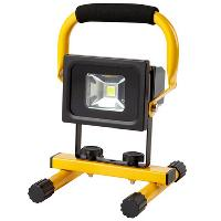 Eclairage et Baladeuses LAMPE DE TRAVAIL RechargeABLE 10W LED COB