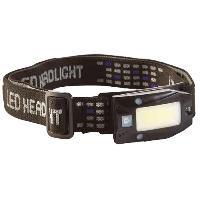 Eclairage et Baladeuses Lampe Frontale Led 110 Lumens Rechargeable Avec Capteur Ring