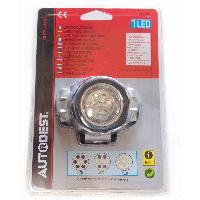 Eclairage et Baladeuses Lampe Frontale orientable Generique