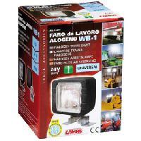 Eclairage et Baladeuses Lampe de travail halogene 1224V 70W H3 inclus Lampa