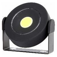 Eclairage et Baladeuses Mini lampe 360 degres 3 fonctions base magnetique Ring
