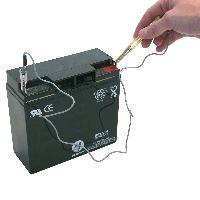Eclairage et Baladeuses PicFil testeur de tension - lampe test - lampe temoin Generique