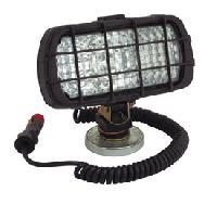 Eclairage et Baladeuses Projecteur de travail magnetique - 195x110mm - ADNAuto