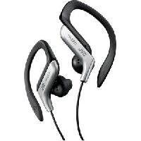 Ecouteurs JVC HA-EB75-S-E argent