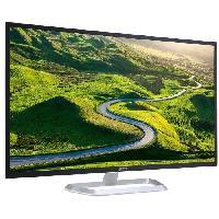 Ecran - Enceinte ACER EB321HQUAwidp - Ecran 31.5 WQHD - Dalle IPS - 4ms - DisplayPort - VGA - DVI-D
