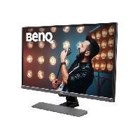 "Ecran - Enceinte BenQ EW3270U - Ecran Eye-Care 31.5"" - UHD - Dalle VA - 4 ms - 60 Hz - 2 x HDMI 2.0 / DisplayPort 1.4 / USB-C- AMD FreeSync"