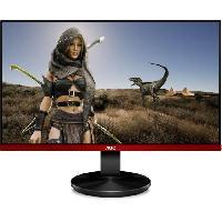 Ecran - Enceinte Ecran PC Gamer - AOC G2490VXA - 23.8 FHD - Dalle VA - 1ms - 144Hz - HDMI / DisplayPort - FreeSync Premium