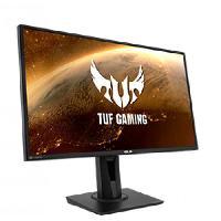 Ecran - Enceinte Ecran PC Gamer ASUS TUF VG279QM - 27  IPS - Full HD (1920x1080) - 1ms GTG - 280Hz Overclockable - HDR400 - G-Sync - HDMI/DP - Noir