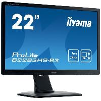 Ecran Ordinateur Ecran 21.5 - Full HD - LED - 1 ms