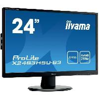 Ecran Ordinateur Ecran 24 - Full HD AMVA - LED - 4 ms - 75Hz
