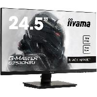 Ecran Ordinateur Ecran G-Master G2530HSU-B1 - 24.5 Full HD - Dalle TN - 1ms - 75 Hz - DisplayPort - HDMI - VGA - AMD FreeSync