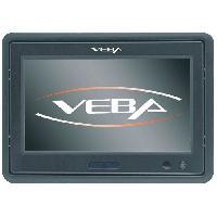 Ecrans Embarqués ECRAN VIDEO COULEUR ANGLE DE VUE DE 130 DEGRES 6 TFT LCD - ADNAuto