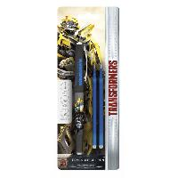 Ecriture - Calligraphie TRANSFORMERS SD Stylo gel effacable - Bumblebee Aucune