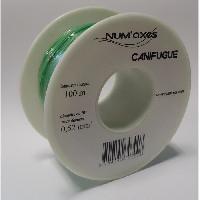 Education - Activite Bobine de fil 0.52 mm2x100m clotures anti fugue Num'axes