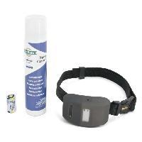 Education - Activite Collier anti-aboiement a spray Deluxe SBC-10 - Pour chien
