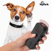 Education - Activite MY PET Telecommande a ultrasons Trainer - Pour dresser les animaux