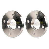 Elargisseurs de Voie 2 Elargisseurs de voies - 4X114.3 - compatible avec Nissan - 20mm visserie avec goujon 12x125 ADNAuto