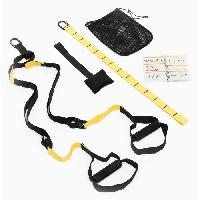 Elastique De Resistance - Harnais De Resistance - Extenseur - Elastiband INNOVAGOODS Tendeurs pour exercices en suspension Just Up Gym