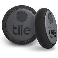 Electricite - Domotique Localisateur d'objets 4 x Tile Sticker