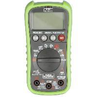Electricite (multimetre - Detecteur De Terre - Test Prise) BURG-WÄCHTER Instrument de mesure Multi PS 7455 Burg Wachter