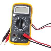 Electricite (multimetre - Detecteur De Terre - Test Prise) KS TOOLS Multimetre digital Kreidler