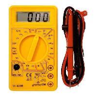 Electricite (multimetre - Detecteur De Terre - Test Prise) Multimetre 19 Calibres