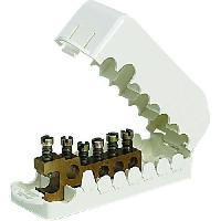 Electricite (multimetre - Detecteur De Terre - Test Prise) Repartiteur de terre 5 departs