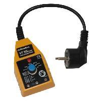 Electricite (multimetre - Detecteur De Terre - Test Prise) Testeur prise 10-30 mA VT35