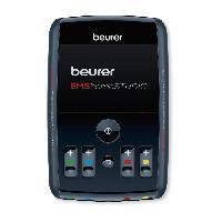 Electrostimulation BEURER EM 95 - Electrostimulateur EMS haute qualité